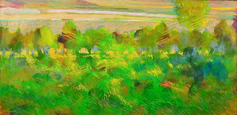 Redeux_Landscape_Green_36x64